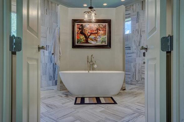 color cuarto baño
