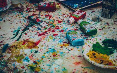 Cómo Quitar las Manchas de Pintura