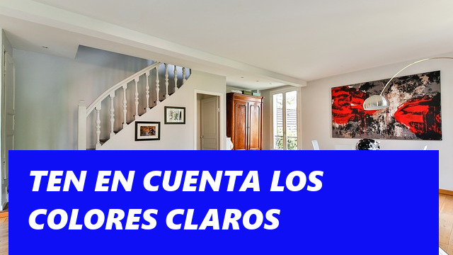 Pintar casa para venderla consejos de profesionales - Colores interiores para casa ...