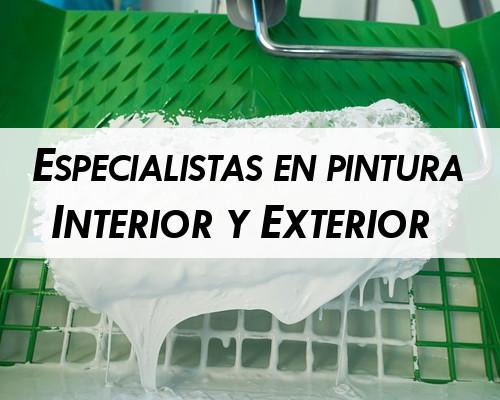 trabajos de pintura Fuencarral - El Pardo