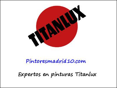 pinturas titanlux