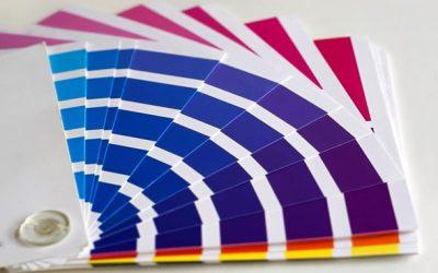Colores en función del espacio