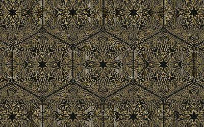 Figuras geométricas para tus paredes