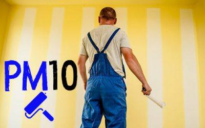 5 Originales formas de pintar tus paredes
