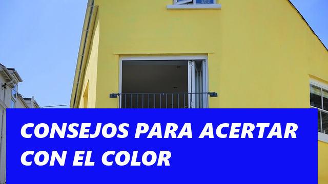 Pintar casa para venderla consejos de profesionales for Colores para techos de casas
