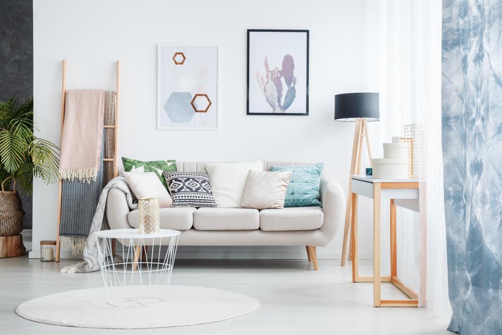 Decora tu nuevo hogar de forma eficiente